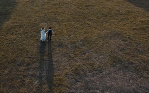 Düğünde Drone Çekimi Yapmak